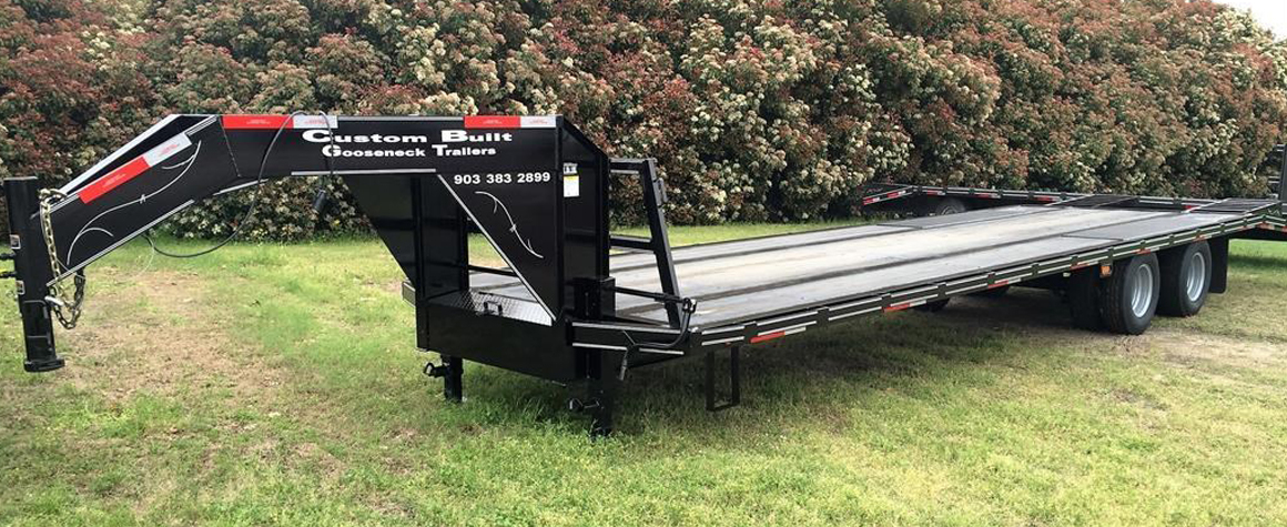 New Pierced Frame Flatbed | Trailers for Sale | Manufacturer | Texas ...