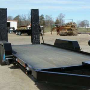 Custom Built Equipment Gooseneck Trailer in Sulpher Springs, Texas