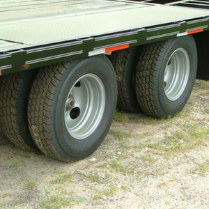 Custom build your trailer with reflective tape