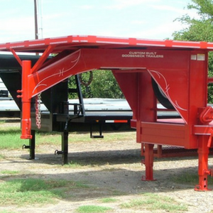 Custom build your oilfield trailer in Sulpher Springs, TX to any length