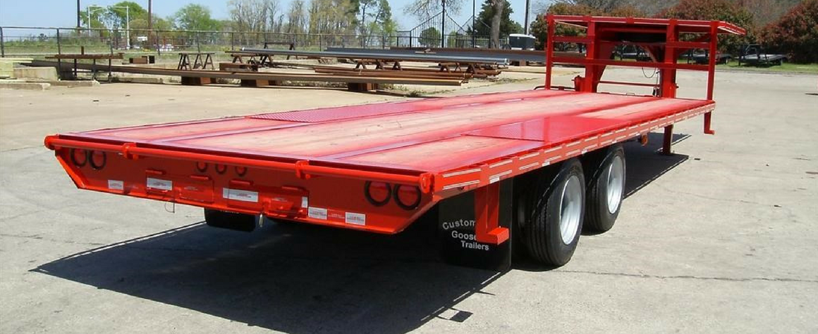 Upper Deck Trailers