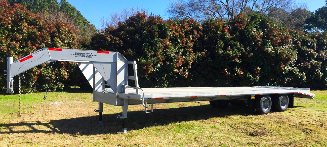 Custom Built Gooseneck Trailers Trailers For Sale